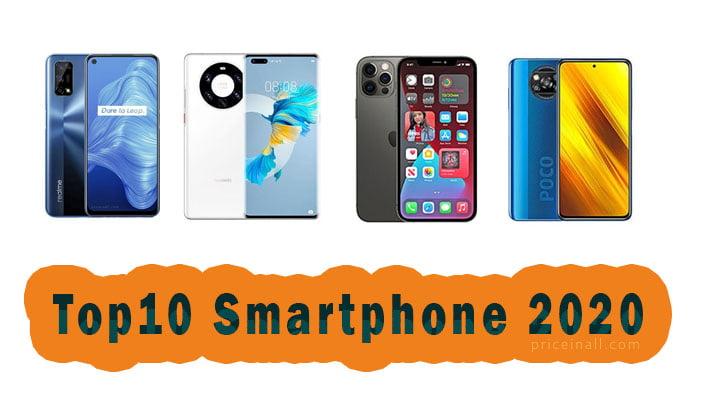 Top 10 Smartphone 2020