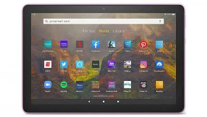 Amazon Fire HD 10 price 2021