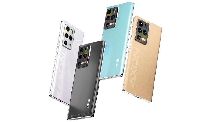 ZTE Axon 30 Ultra 5G price
