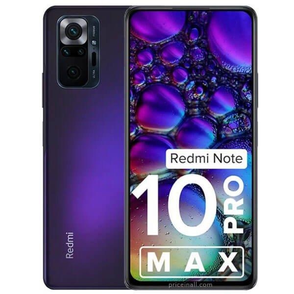 Xiaomi Redmi Note 10 Pro Max Dark Nebula