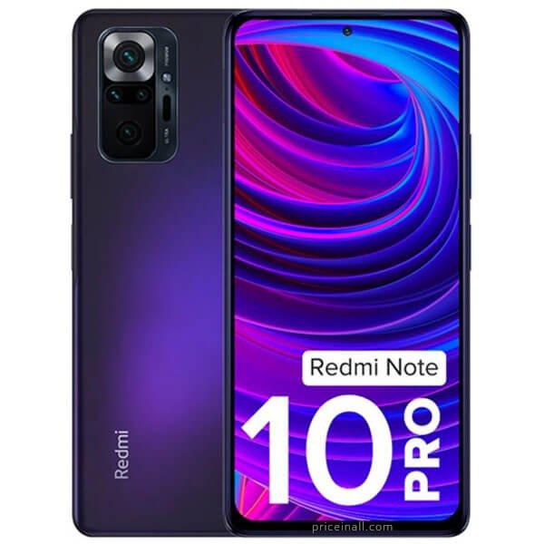 Xiaomi Redmi Note 10 Pro Dark Nebula