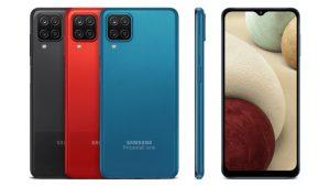 Samsung Galaxy A12 Nacho