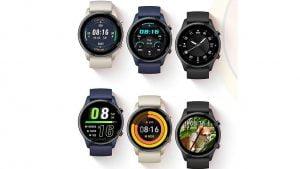 Xiaomi Mi Watch Revolve Active color